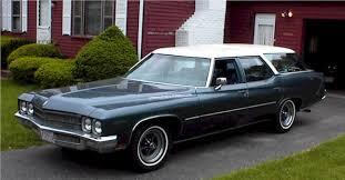 buick station wagon
