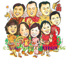 chinese greetings card