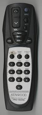 kenwood remote control