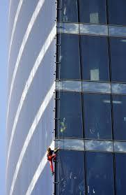 skyscraper climber