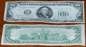 1950 one hundred dollar bill