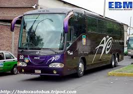 autobuses ave