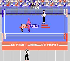 old wrestling games