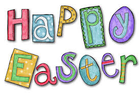 happy easter to all