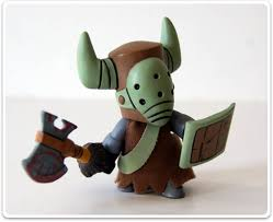 link figurine