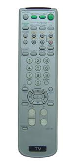 remote tv sony