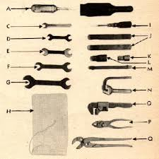 indian tools