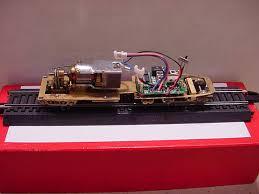 radio control trains
