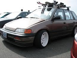 civic wagon