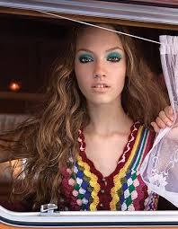 moda maquiagem