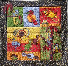 animals quilt