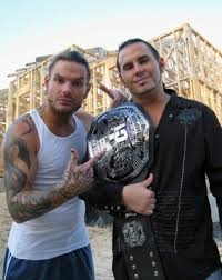 matt and jeff hardy pics