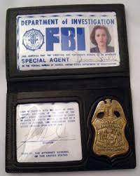 fbi badges