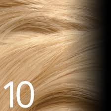 blonde hair colour shades