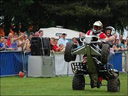 quads stunts