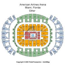 american airlines arena miami seating chart