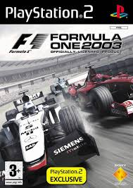 f1 2003 game