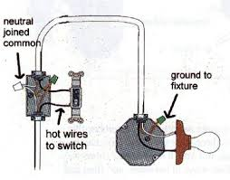 light switch circuit