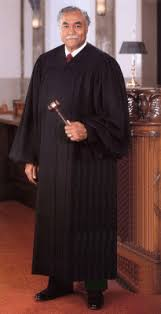 judicial gown