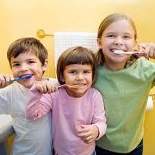 children brush