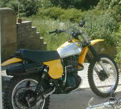 1978 yamaha tt500