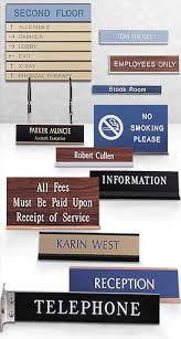 door name signs