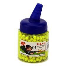 air soft gun pellets