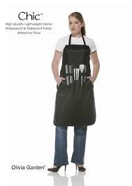 hair cutting apron