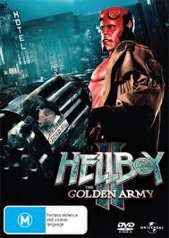 hell boy dvd