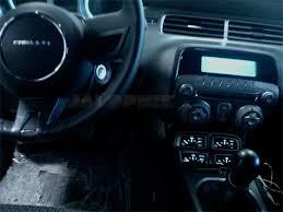 2009 camaro interior