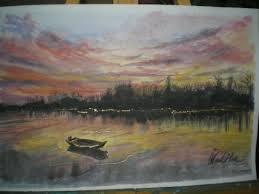 akvarel tehnika