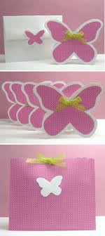butterfly note
