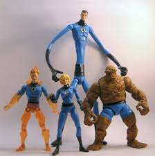 fantastic 4 action figure
