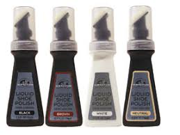 liquid shoe polish
