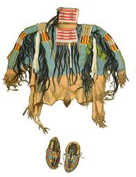 native american clothing styles