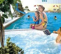 fish in swimming pool