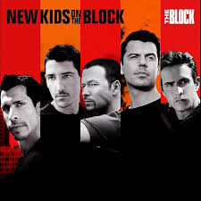 new kids on the block album