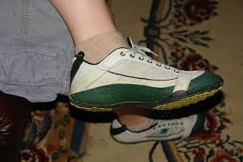 lawn mowing shoes