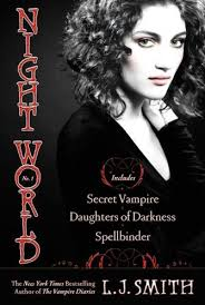 daughters of darkness lj smith