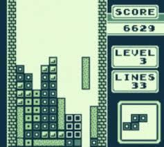 nintendo game boy tetris