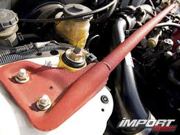 honda civic strut bar