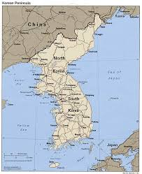map of the peninsula