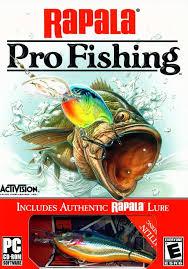 rapalas pro fishing