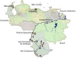 limites de venezuela