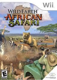 wild earth africa safari
