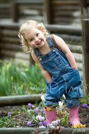 child overalls