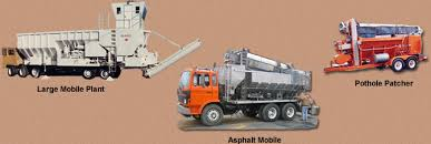 asphalt machines
