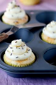 lavender dessert