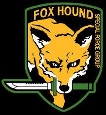 fox hound metal gear