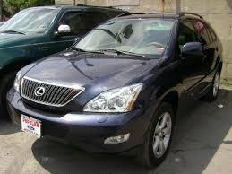 2005 lexus suv